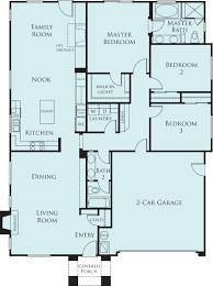 4 Bedroom Floor Plans One Story Top 3 Bedroom Single Story Floor Plans Home Design Furniture