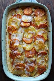 pumpkin scalloped potatoes recipe