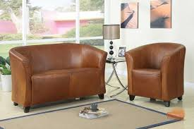 Tub Sofa Leather Sofas Chairs Packages