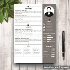 professional resume template design t mockup 19 p saneme