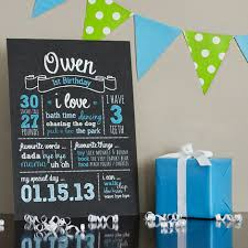 1st birthday chalkboard new chalkboard birthday sign simple sugar designsimple sugar