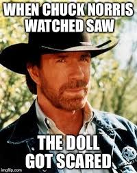 Saw Doll Meme - how scary was it imgflip