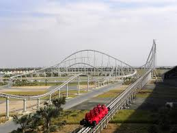 roller coaster abu dhabi speed travels ballroom amusement parks formula rossa the