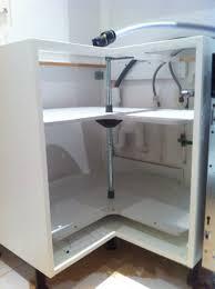 cuisine avec evier d angle meuble sous evier angle collection avec meuble pour evierangle des