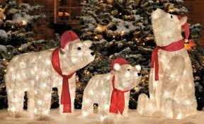 excellent design ideas outdoor snowman decorations lighted