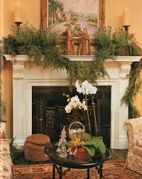the pink pagoda beautiful holiday mantels be sure look festive and