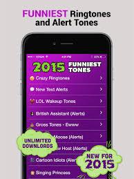 free 2015 funny tones lol ringtones and alert sounds app ranking
