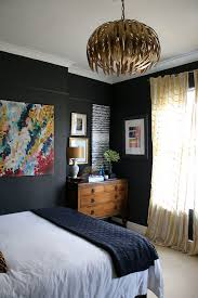 black walls in bedroom 10 ways to make a dark room brighter dark walls wall colours and