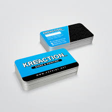 Business Cards Rounded Corners Full Color Business Cards Free Custom Design