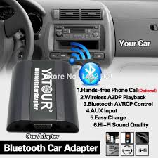 bmw bluetooth car kit yatour bluetooth car adapter digital cd changer 17pin switch