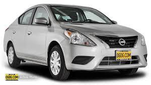 nissan versa fuel economy new 2017 nissan versa sedan sv 4dr car in sunnyvale n11640