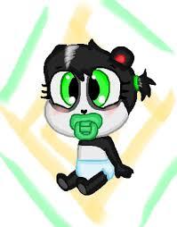 little baby panda gift by yooriyooriliz on deviantart