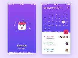 simple calendar app free sketch app resources pinterest