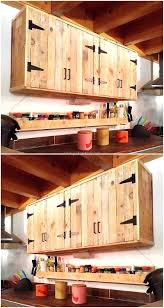 diy pallet kitchen cabinets pallets made kitchen cabinet idea is here the kitchen can be