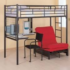 Bunk Beds Lofts Student Loft Bed With Desk Foter