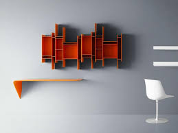 creative contemporary bookcase designs ideas u2014 contemporary