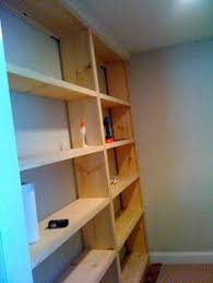 Building Wood Bookcase by Diy Project Bookcase Yes Yes Yes This Is What I Have Been Trying
