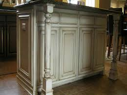 Rustic White Kitchen Cabinets - how to distress kitchen cabinets opulent design ideas 24