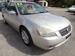 nissan altima for sale pensacola 2002 nissan altima for sale 651 used cars from 1 500