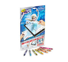 colored writing paper crayola paper pads coloring books crayola color alive frozen