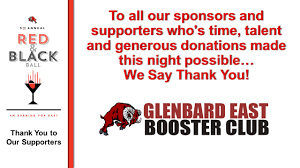 our supporters 2016 glenbard east boosters