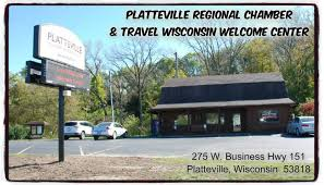 Wisconsin Business Travel images Welcome to platteville wi jpg