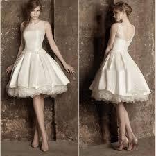 Knee Length Wedding Dresses Best 25 Knee Length Wedding Dresses Ideas On Pinterest I Dress