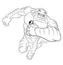ben 10 11 cartoons u2013 printable coloring pages