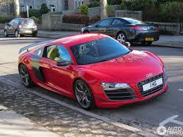 Audi R8 Red - audi r8 gt 9 march 2012 autogespot