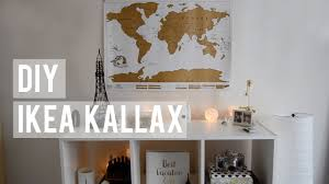 212 Best Diy Decorating Images by Diy Ikea Kallax How I Decorate Youtube