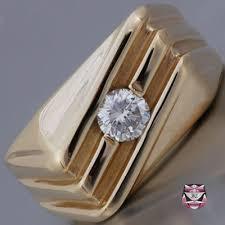 men vintage rings images Vintage rings vintage mens diamond ring jpg