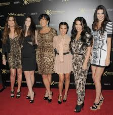 kris jenner and the kardashian jenner sisters stylish celeb moms