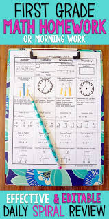 the 25 best first grade homework ideas on pinterest g morning