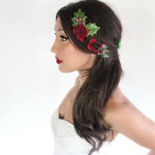 christmas hair accessories best winter wedding hair products on wanelo