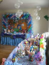 Bubble Guppies Decorations 129 Best Birthday Bubble Guppies Images On Pinterest Guppy