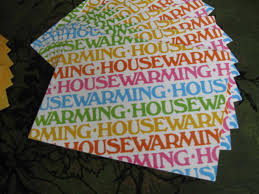Housewarming by Let U0027s Warm This House With