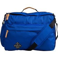 United Oversize Baggage by United By Blue Basin Convertible Messenger Pack 3 Colors Messenger