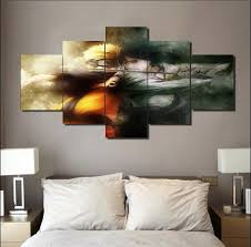 online get cheap anime wall decor aliexpress com alibaba group