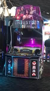 new injustice arcade at d u0026b woburn ma daveandbusters