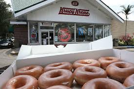 what s the holdup with the krispy kreme in auburn maine