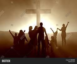 people cross jesus christ image u0026 photo bigstock