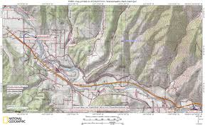 Wenatchee Washington Map by Wenatchee River Peshastin To Cashmere