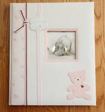 baby girl memory book baby memory book ebay