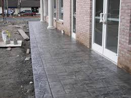 Average Price For Stamped Concrete Patio by Stamped Concrete Patios Installed