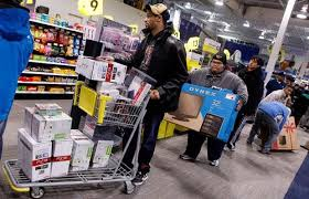 best deals black friday grocery black friday shoppers take advantage of special deals as the