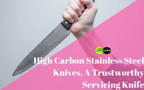 Pink Kitchen Knives High Carbon Stainless Steel Knives A Trustworthy Servicing Knife
