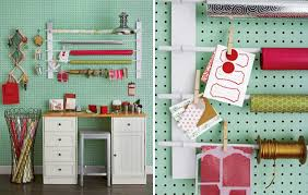 wrapping supplies that s a wrap diy storage ideas for unruly wrapping supplies curbly