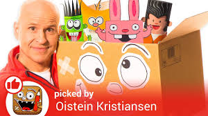 celebrate earth day with oistein kristiansen and box yourself