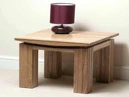dark wood side table living room round center table for living room dark wood coffee