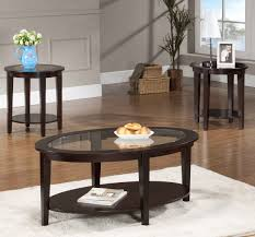 Oval Glass Coffee Table by Kinds Of Glass Coffee Table Sets